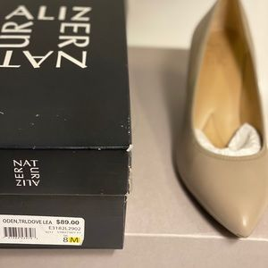 Naturalizer heels brand new